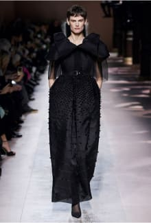GIVENCHY 2020SS Couture パリコレクション 画像9/41