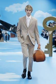 LOUIS VUITTON -Men's- 2020-21AW パリコレクション 画像1/55