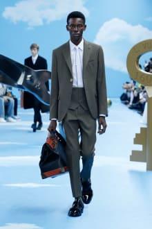 LOUIS VUITTON -Men's- 2020-21AW パリコレクション 画像4/55