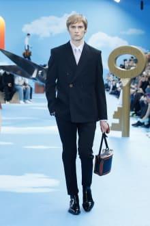 LOUIS VUITTON -Men's- 2020-21AW パリコレクション 画像6/55