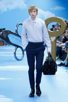 LOUIS VUITTON -Men's- 2020-21AW パリコレクション 画像7/55