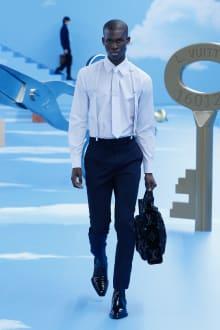 LOUIS VUITTON -Men's- 2020-21AW パリコレクション 画像8/55