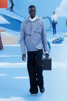 LOUIS VUITTON -Men's- 2020-21AW パリコレクション 画像16/55
