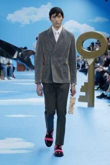 LOUIS VUITTON -Men's- 2020-21AW パリコレクション 画像19/55