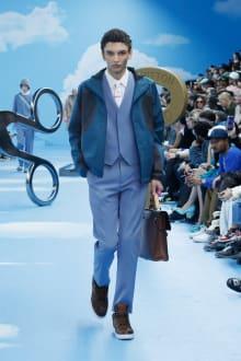 LOUIS VUITTON -Men's- 2020-21AW パリコレクション 画像21/55