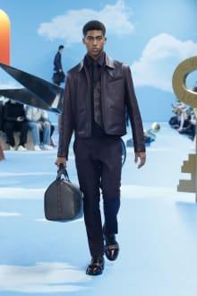 LOUIS VUITTON -Men's- 2020-21AW パリコレクション 画像29/55