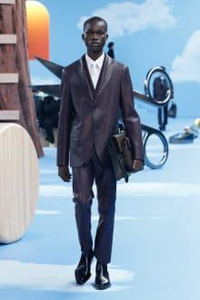 LOUIS VUITTON -Men's- 2020-21AW パリコレクション 画像30/55
