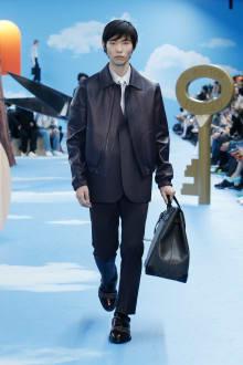 LOUIS VUITTON -Men's- 2020-21AW パリコレクション 画像32/55