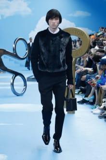 LOUIS VUITTON -Men's- 2020-21AW パリコレクション 画像34/55