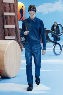 LOUIS VUITTON -Men's- 2020-21AW パリコレクション 画像39/55