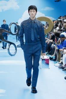 LOUIS VUITTON -Men's- 2020-21AW パリコレクション 画像42/55
