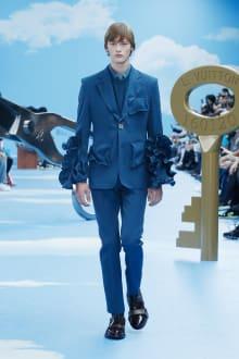 LOUIS VUITTON -Men's- 2020-21AW パリコレクション 画像43/55