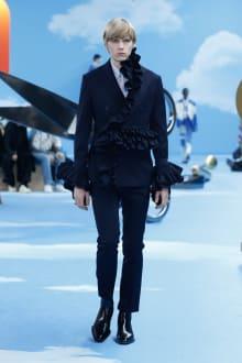 LOUIS VUITTON -Men's- 2020-21AW パリコレクション 画像47/55