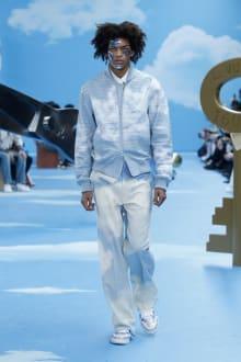 LOUIS VUITTON -Men's- 2020-21AW パリコレクション 画像52/55