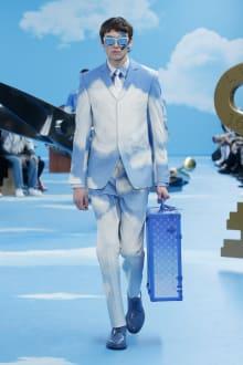 LOUIS VUITTON -Men's- 2020-21AW パリコレクション 画像53/55