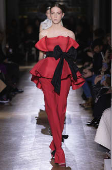 VALENTINO 2020SS Couture パリコレクション 画像19/96