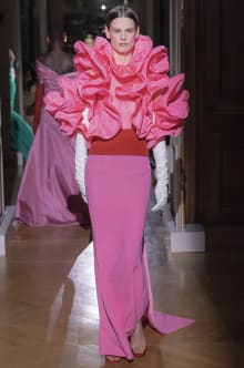 VALENTINO 2020SS Couture パリコレクション 画像92/96
