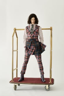 Vivienne Westwood 2020-21AW ロンドンコレクション 画像1/58