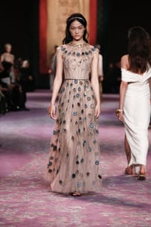 DIOR 2020SS Couture パリコレクション 画像37/77