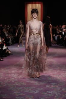 DIOR 2020SS Couture パリコレクション 画像52/77