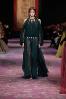 DIOR 2020SS Couture パリコレクション 画像75/77
