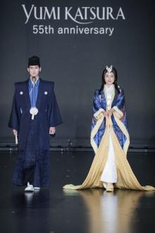 YUMI KATSURA 2020-21AW 東京コレクション 画像123/158