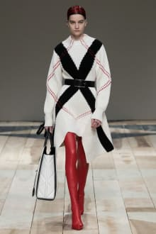 Alexander McQueen -Women's- 2020-21AW パリコレクション 画像17/47