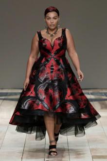 Alexander McQueen -Women's- 2020-21AW パリコレクション 画像39/47