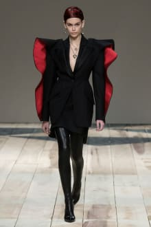 Alexander McQueen -Women's- 2020-21AW パリコレクション 画像43/47