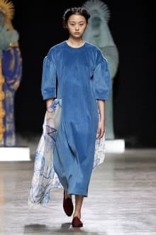JUNKO SHIMADA 2020-21AW パリコレクション 画像9/28
