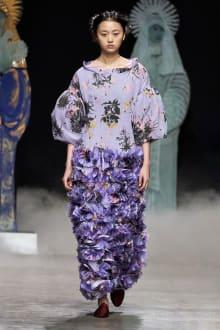 JUNKO SHIMADA 2020-21AW パリコレクション 画像22/28