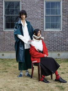 SYU.HOMME/FEMM 2020-21AWコレクション 画像8/15