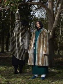 SYU.HOMME/FEMM 2020-21AWコレクション 画像10/15