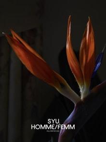 SYU.HOMME/FEMM 2020-21AWコレクション 画像15/15