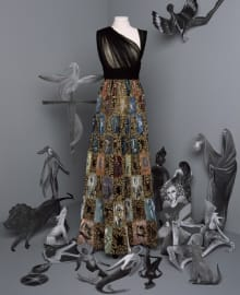 DIOR 2020-21AW Coutureコレクション 画像26/40
