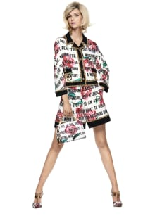 MOSCHINO 2021SS Pre-Collectionコレクション 画像22/30