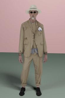 UNDERCOVER -Men's- 2021SS パリコレクション 画像1/41
