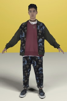 UNDERCOVER -Men's- 2021SS パリコレクション 画像11/41