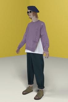 UNDERCOVER -Men's- 2021SS パリコレクション 画像15/41