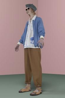 UNDERCOVER -Men's- 2021SS パリコレクション 画像17/41
