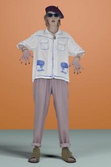 UNDERCOVER -Men's- 2021SS パリコレクション 画像19/41