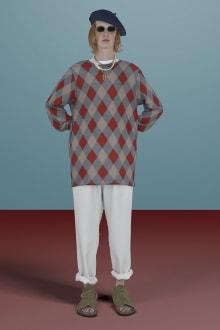 UNDERCOVER -Men's- 2021SS パリコレクション 画像21/41