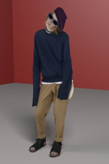 UNDERCOVER -Men's- 2021SS パリコレクション 画像22/41