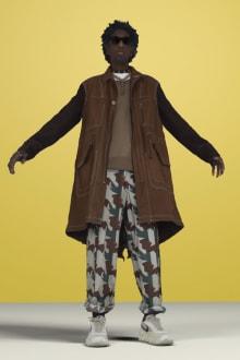 UNDERCOVER -Men's- 2021SS パリコレクション 画像39/41