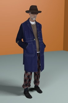 UNDERCOVER -Men's- 2021SS パリコレクション 画像40/41