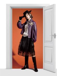 YUKIKO HANAI 2020-21AWコレクション 画像2/6
