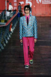 LOUIS VUITTON -Men's- 2021SSコレクション 画像44/106