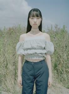 AKANE UTSUNOMIYA 2021SSコレクション 画像16/20