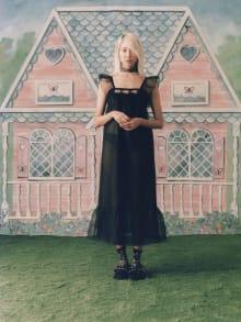 ANNA SUI 2021SS ニューヨークコレクション 画像1/35