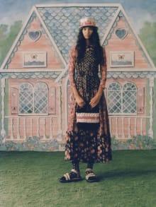 ANNA SUI 2021SS ニューヨークコレクション 画像2/35